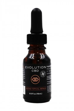 Evolution Topical Serum (15mL) THC Free
