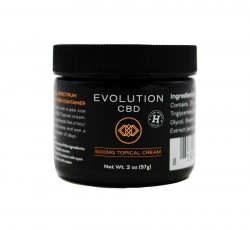 Evolution CBD 500 Topical Cream