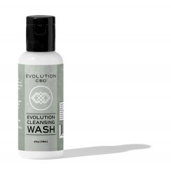 4oz Bottle of Evolution Cleansing Wash