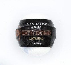 Evolution CBD Bath Bomb